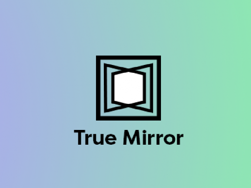 True Mirror Logo