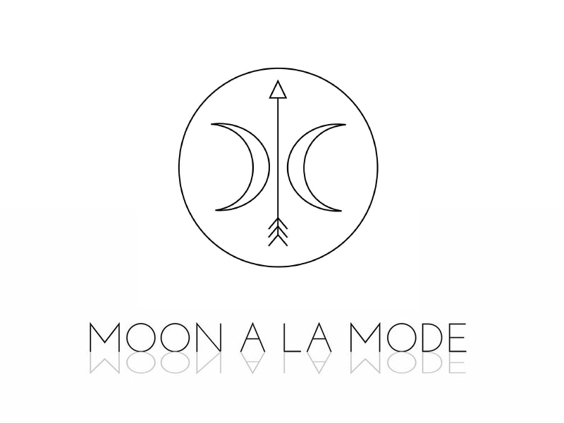 Moon A La Mode Logo