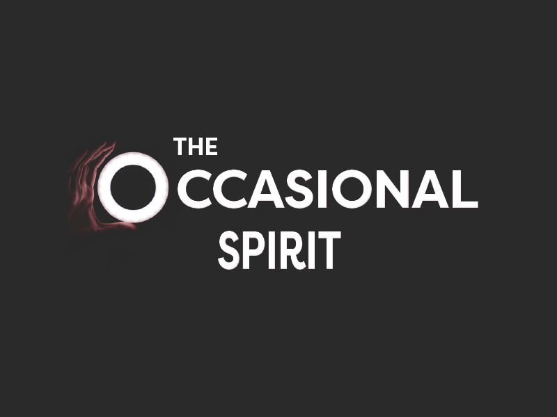 The Occasional Spirit Podcast Logo