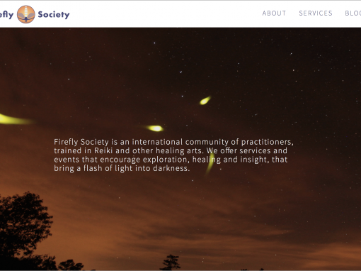 Firefly Society Website