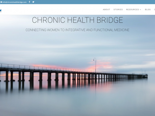 Chronic Health Bridge Website