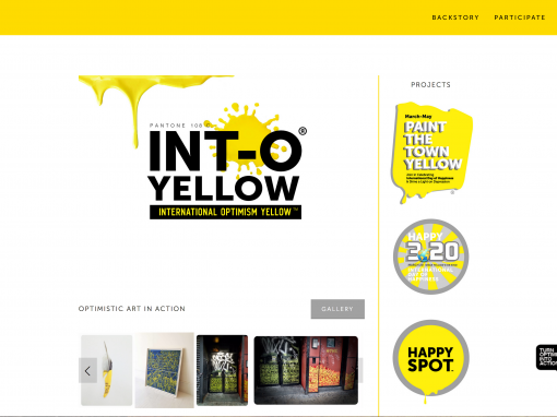 INT-O Yellow Website